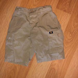 Boys Lucky Brand Cargo Shorts sz 18M